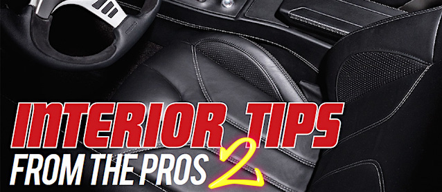 Auto Upholstery - The Hog Ring - Interior Tips from the Pros 2