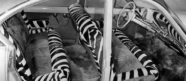 Auto Upholstery - The Hog Ring - Kaiser Safari