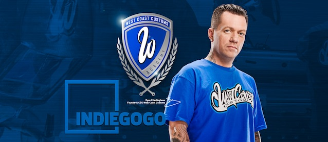 Auto Upholstery - The Hog Ring - West Coast Customs Academy