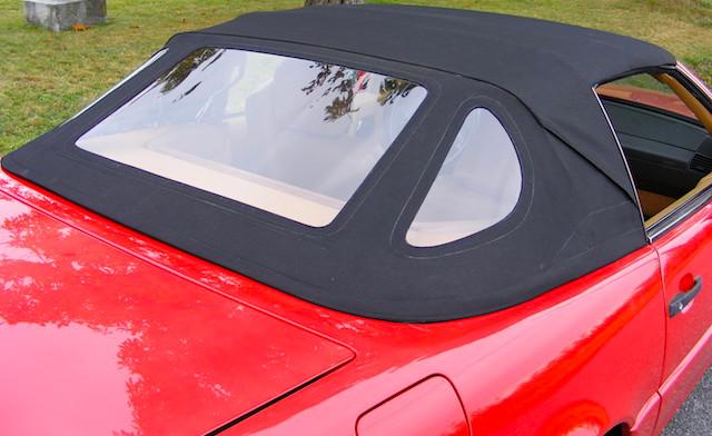 Auto Upholstery - The Hog Ring - Plastic Window