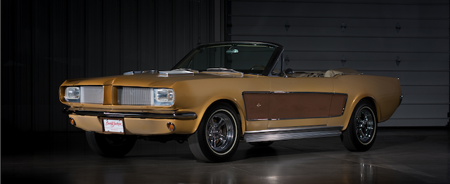 Want To Own Sonny Amp Cher S Mustangs The Hog Ring