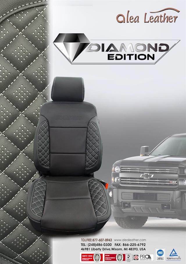 Auto Upholstery - The Hog Ring - Alea Leather Diamond Edition