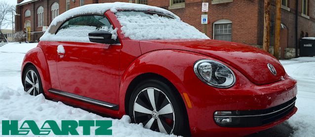 Auto Upholstery - The Hog Ring - Haartz Winter Care Guide