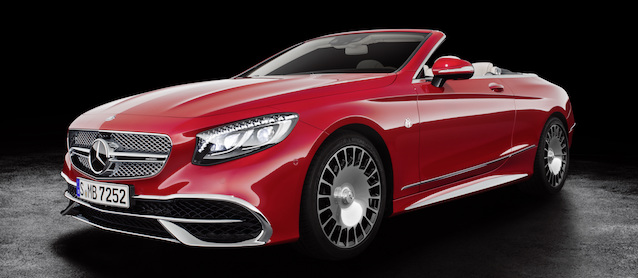 The Hog Ring - The Mercedes-Maybach is a Case-Study in Luxury