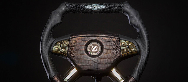 This Steering Wheel Costs More Than $30K