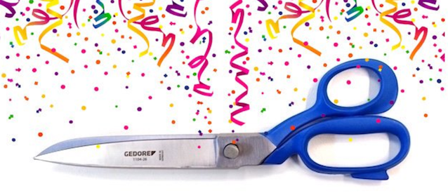 The Hog Ring - Tony Miller Wins our Gedore Scissors Giveaway
