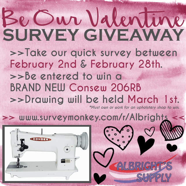 The Hog Ring - Who Wants to Win a New Sewing Machine 2