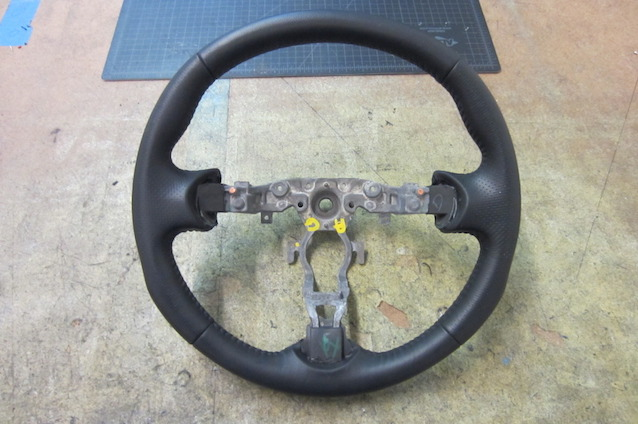 The Hog Ring - How to cover a steering wheel
