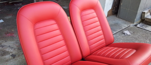How To Upholster A Car Seat From Scratch The Hog Ring