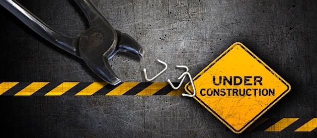 The Hog Ring - Website Construction