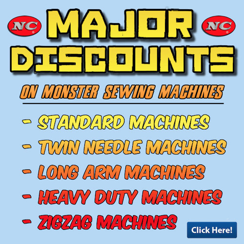 NC Major Discounts