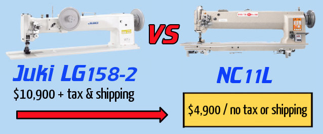 The Hog Ring - Monster Discounts on Monster Sewing Machines