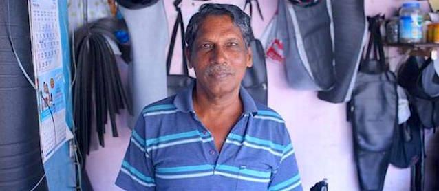Shop Profile: Indian Trimmer A Balan