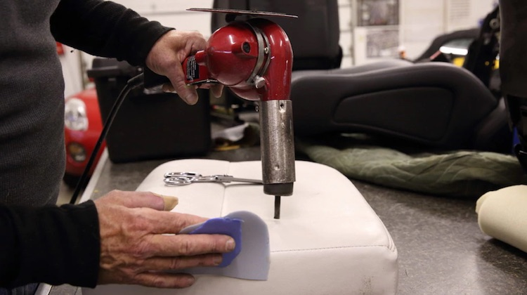 Auto Upholstery is Making a Comeback