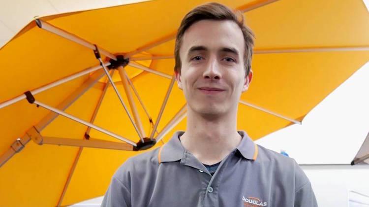 Ryan Stewart Wins 'Apprentice of the Year'