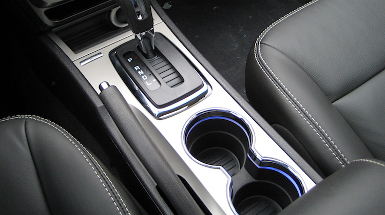 Ford's Super Extreme Cup Holder Test