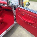 Show Car Interiors Rocks a 57 Chevy