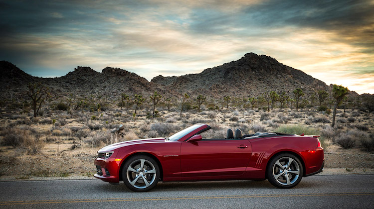 The Hog Ring - The Most Popular States for Convertibles