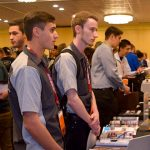 2017 SEMA Show Hosts Student Career Day