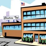 Electron Warns Against 'Brown Box Tops'