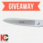 We're Giving Away Gedore Scissors!