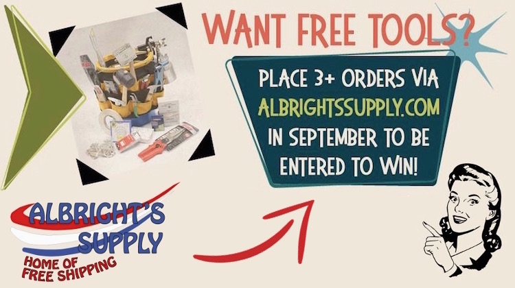 Who Wants to Win Free Tools?