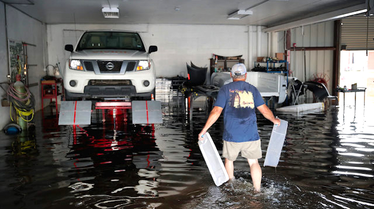 Help Industry Families Hit by Hurricanes