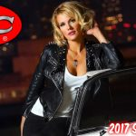 NC Presents Courtney Hansen at SEMA