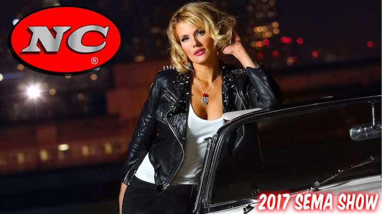 The Hog Ring - NC Presents Courtney Hansen at SEMA