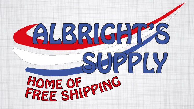 Albright's Supply Announces 10% Off Sale