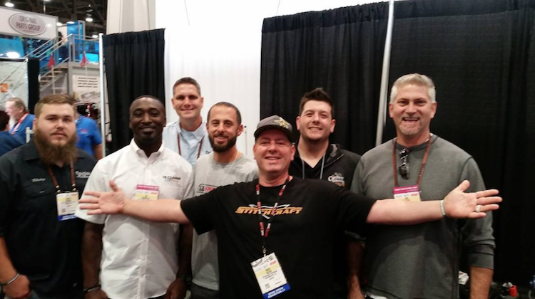 The Hog Ring - INC Puts Trimmers Front and Center at SEMA