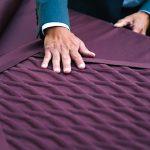 Lexus Introduces Origami Fabric Pleats
