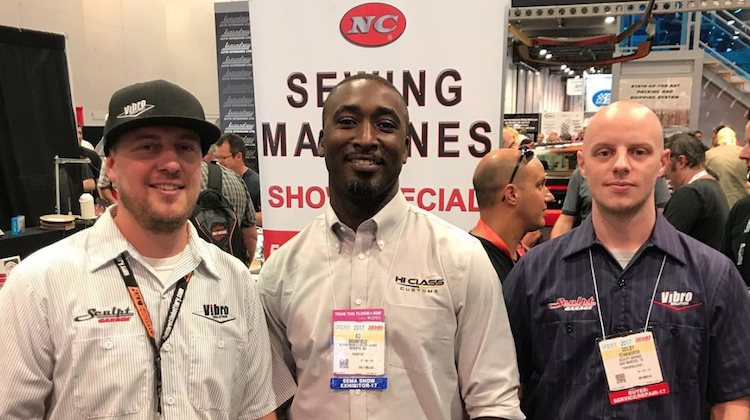 The Hog Ring- NC Puts Trimmers Front and Center at SEMA