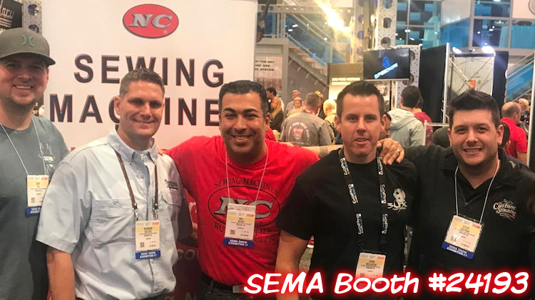NC Puts Trimmers Front and Center at SEMA