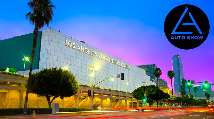 Haartz Tops the 2017 LA Auto Show