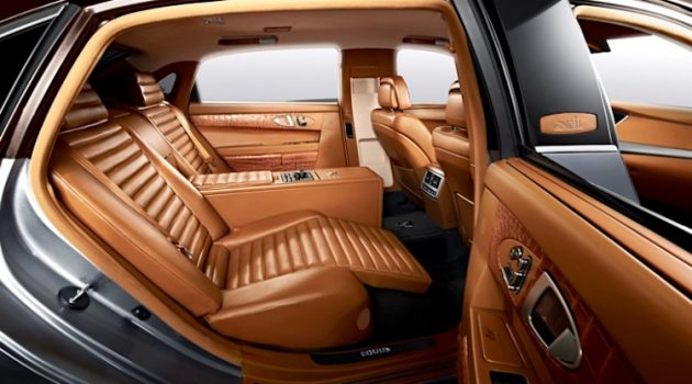 Hermès to Upholster Cars for the Super Rich