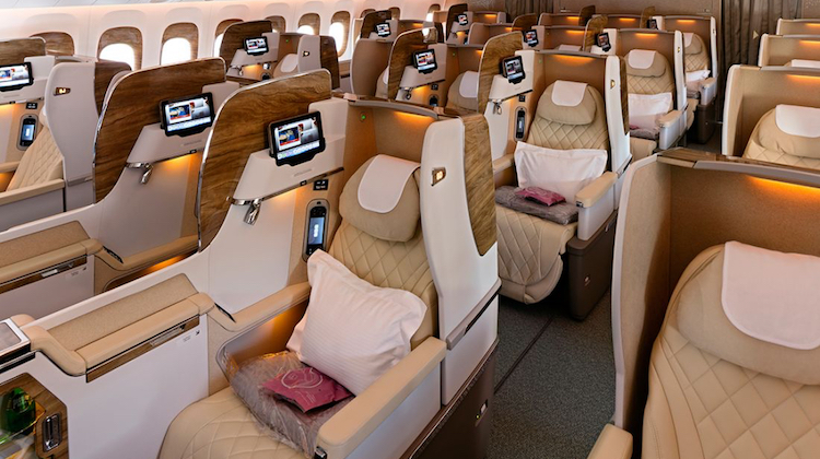 Emirates Airline Looks to Bentley for Seats
