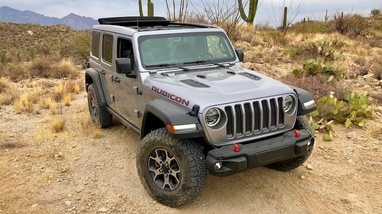 The Hog Ring - New Wrangler Top Wows Crowds at NAIAS