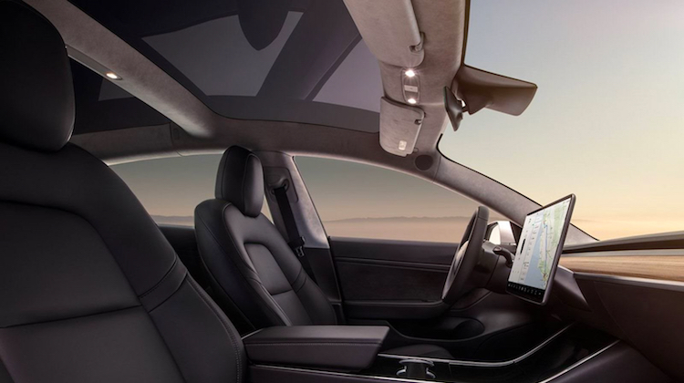 The Hog Ring - Tesla Owners Angry Over Headliner Fabric