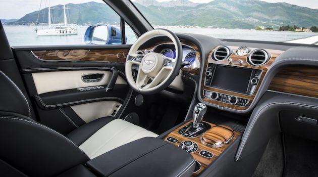 Bentley Looks to Mississippi for Veneers