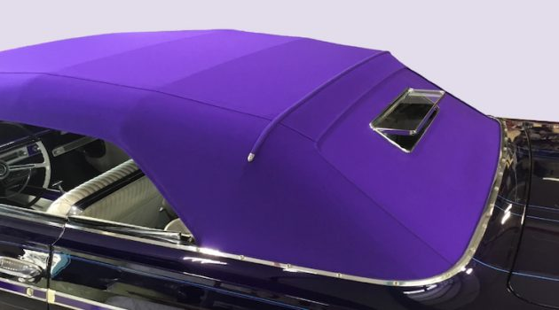 Electron Top Makes Purple Convertible Tops