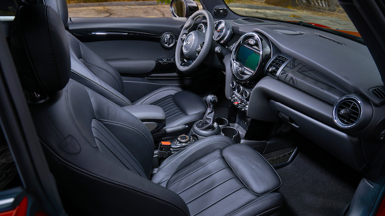 MINI Designer: There's No Perfect Interior