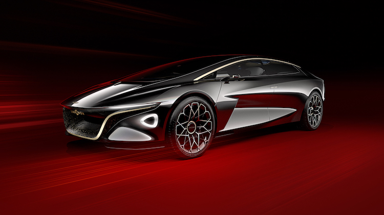 The Hog Ring - Aston Martin Lagonda Vision