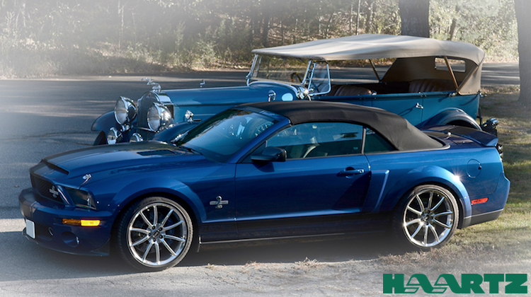 Haartz Takes Aim at Cheap Convertible Tops