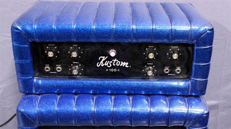 Why Some Guitar Amps are Upholstered