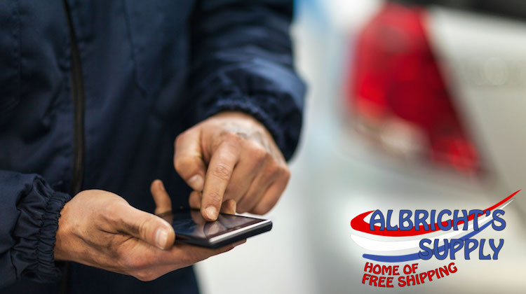 Albright's Supply Gives Away Power Banks