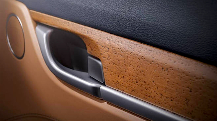 Forget Wood Trim. The Future is Cork.