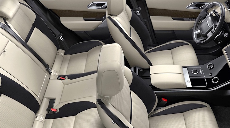Land Rover is Moving Away from Leather