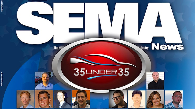 SEMA Opens Nominations for 35 Under 35