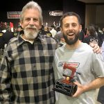 Sid Chavers Honors Trimmers with an Award
